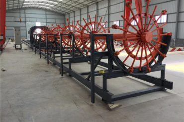 Peiriant Gweld Weldio Cage Steel Rebar Pile Atgyfnerthu CNC